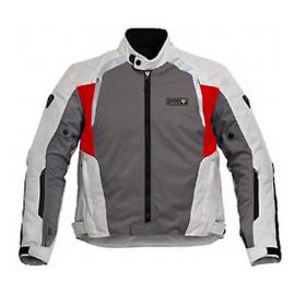 Pánská textilní moto bunda REV´IT Strada, červená