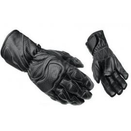 Pánské textilní moto rukavice Spark Air, černé