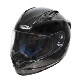 Moto helma Xpeed XF 705, černá matná