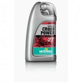 Motorový olej Motorex Cross Power 2T, 1L