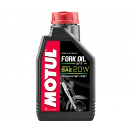 Motul Fork Oil Heavy Expert 20W 1L