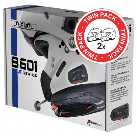 Interkom N-Com B601 S TWIN PACK