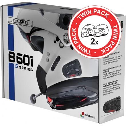 Interkom N-Com B601S Twin Pack
