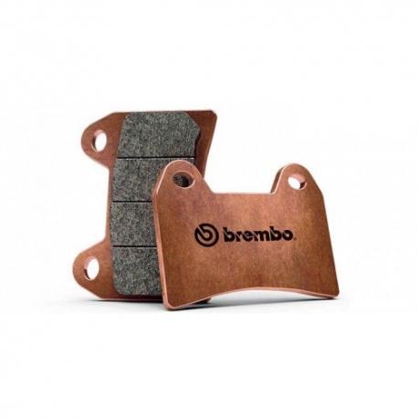 Brzdové destičky Brembo 07006XS