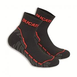 Funkční ponožky Ducati Comfort 14 černé, originál, vel. 39-42