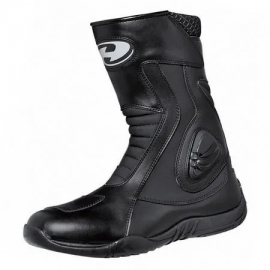 Pánské kožené moto boty Held Gear, černé