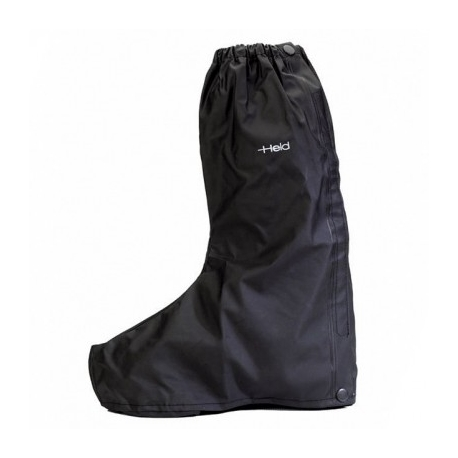 Nepromokavé textilní návleky Held na moto boty, černé