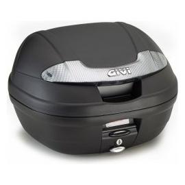 Kufr GIVI E 340NT Tech (Monolock s vlastní plotnou), černý, 34L