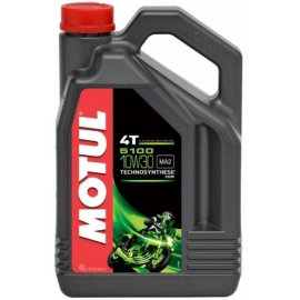 Motorový olej Motul 5100 10W/30, 4L