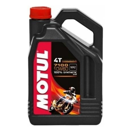 Motorový olej Motul 7100 4T 10W60, 4L