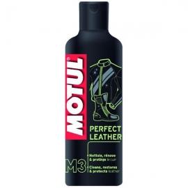 Ochrana kůže Motul M3 Perfect Leather, 250 ml
