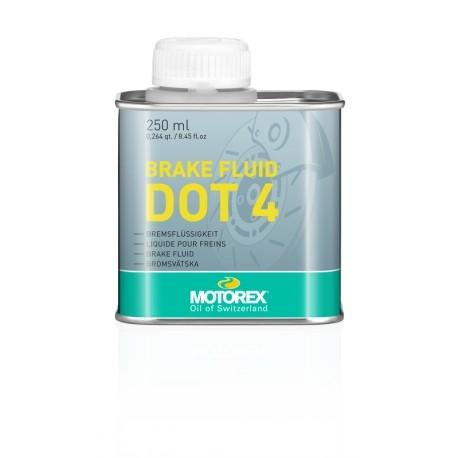 Brzdová kapalina Motorex DOT 4 ,250ml