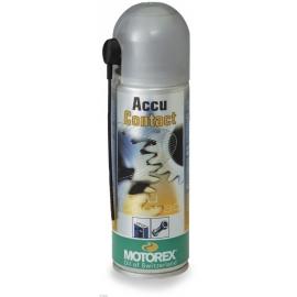 Motorex kontaktní sprej na baterii Accu Contact, 200 ml