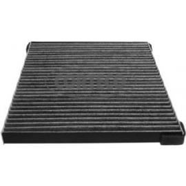 Kabinový filtr, aktivní uhlík CORTECO CC1205