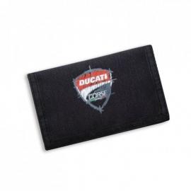 Peněženka textilní Ducati Corse, originál