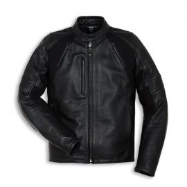 Kožená bunda Ducati Black Rider