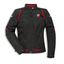 Dámská textilní bunda Ducati Flow C3