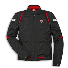 Pánská textilní bunda Ducati Flow C3