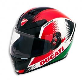 Integrální moto helma Ducati Peak V3