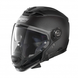 Moto helma Nolan N70-2 GT Special N-Com Black Graphite 9