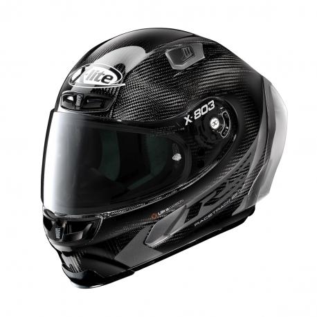 Moto helma X-Lite X-803 RS Ultra Carbon Hot Lap Carbon 15