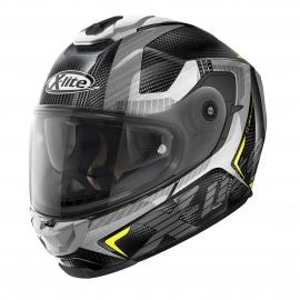 Moto helma X-Lite X-903 Ultra Carbon Evocator N-Com Carbon 33