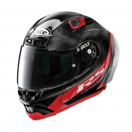 Moto helma X-Lite X-803 RS Ultra Carbon Hot Lap Carbon 13