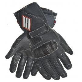 Dámské textilní moto rukavice Spark Lady Vista, černé