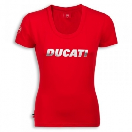 Dámské tričko Ducati Ducatiana červené, originál