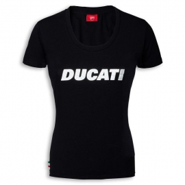 Dámské tričko Ducati Ducatiana černé, originál