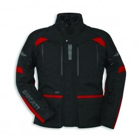 Pánská textilní bunda Ducati Tour C3 černá, orignál