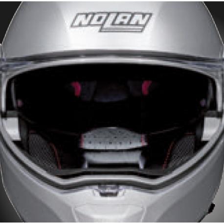 Moto helma Nolan N100-5 Plus Distinctive N-Com Glossy Black 27