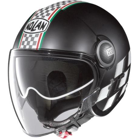 Moto helma Nolan N21 Visor Asso Flat Black 21