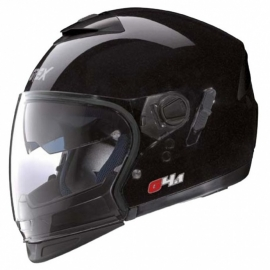 Moto helma Grex G4.1 Pro Kinetic Metal Black 1