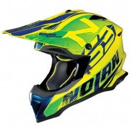 Moto helma Nolan N53 Whoop Led Yellow 49