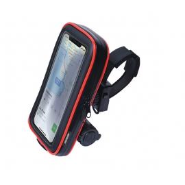 """Pouzdro Spark MTH1-55H na mobil """"5  s držákem a USB nabíječkou"""