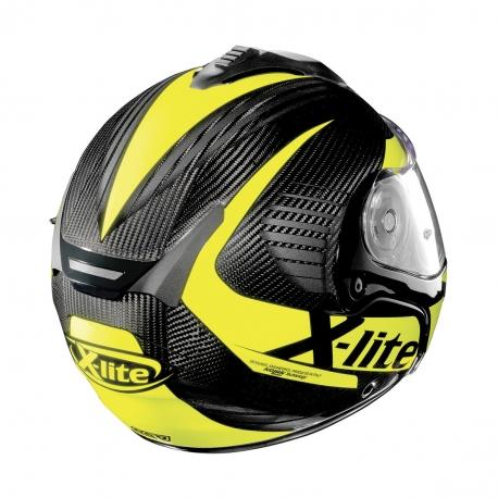 Moto helma X-Lite X-1004 Ultra Carbon Nordhelle N-Com 6 - S