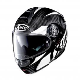 Moto helma X-Lite X-1004 Ultra Carbon Nordhelle Carbon 5