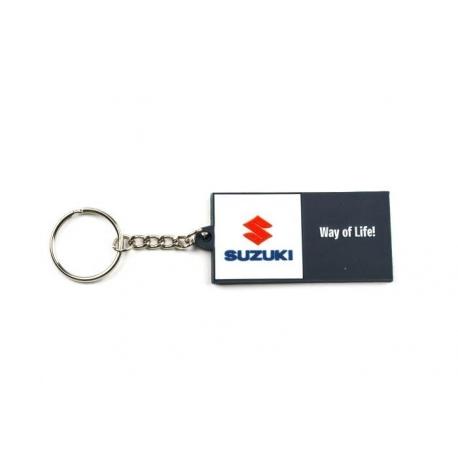 Suzuki klíčenka Way Of Life, originál