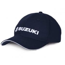 Kšiltovka Suzuki modrá, originál