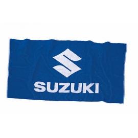 Ručník Suzuki Towel modrý, originál
