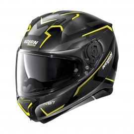 Moto helma Nolan N87 Plus Overland Flat Black 32