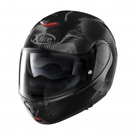Moto helma X-Lite X-1005 Ultra Carbon Dyad N-Com Carbon 1