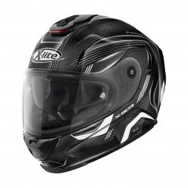 Moto helma X-Lite X-903 Ultra Carbon Elektra N-Com Carbon 39