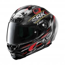 Moto helma X-Lite X-803 RS Ultra Carbon SBK Carbon 32