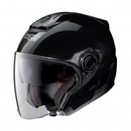 Moto helma Nolan N40-5 Special N-Com Metal Black 12