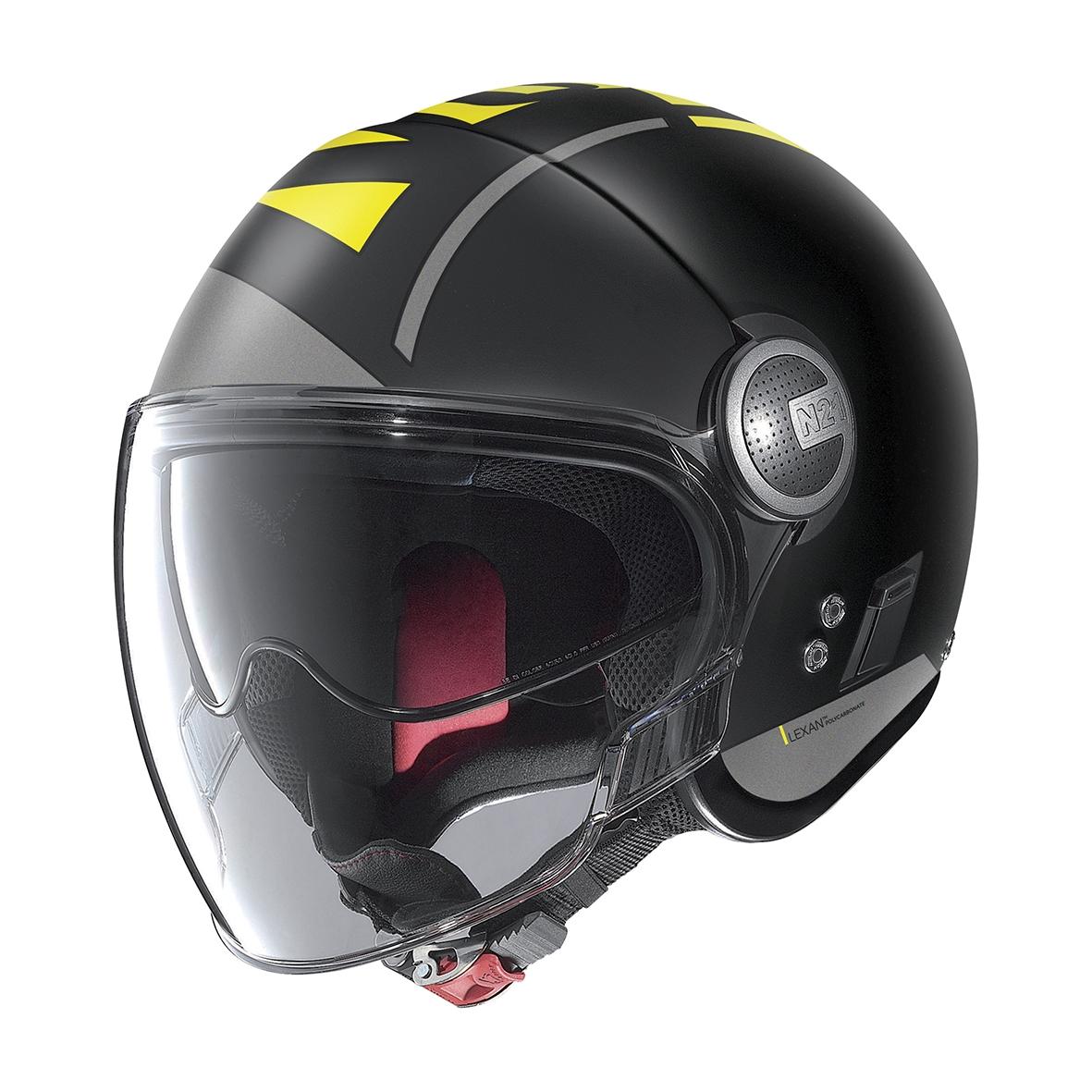 Moto helma Nolan N21 Visor Avant-Garde Flat Black 74