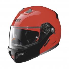 Moto helma Grex G9.1 Evolve Couple N-Com Corsa Red 16