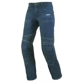 Pánské textilní moto kalhoty Spark Hawk EVO, modré