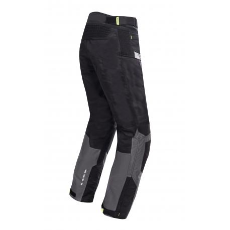 Pánské textilní moto kalhoty Spark Razor, fluo
